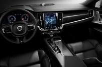 S/V90 interior