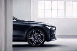 Volvo S90 R-Design Location