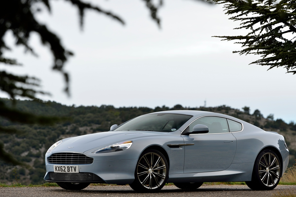 Timeless Program Makes It Easier To Drive Away In An Aston Martin