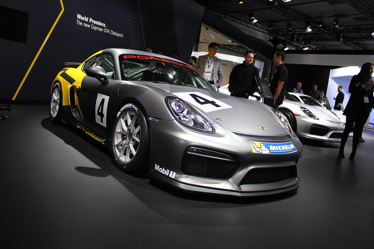Porsche Is Going Upgrade Crazy; 500 HP 911 GT3, 650 HP 911 GT2, and 430 HP Cayman GT4 RS