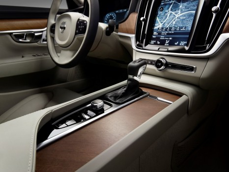 Interior Tunnel Console Volvo S90/V90