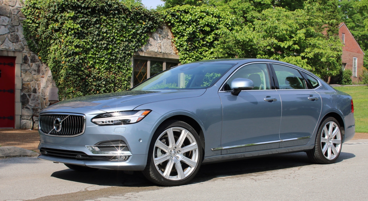 Finally, A Viable Luxury Option From Volvo. Meet The 2017 S90.