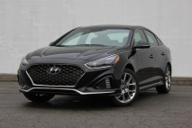 2018 Hyundai Sonata Turbo Review (1)