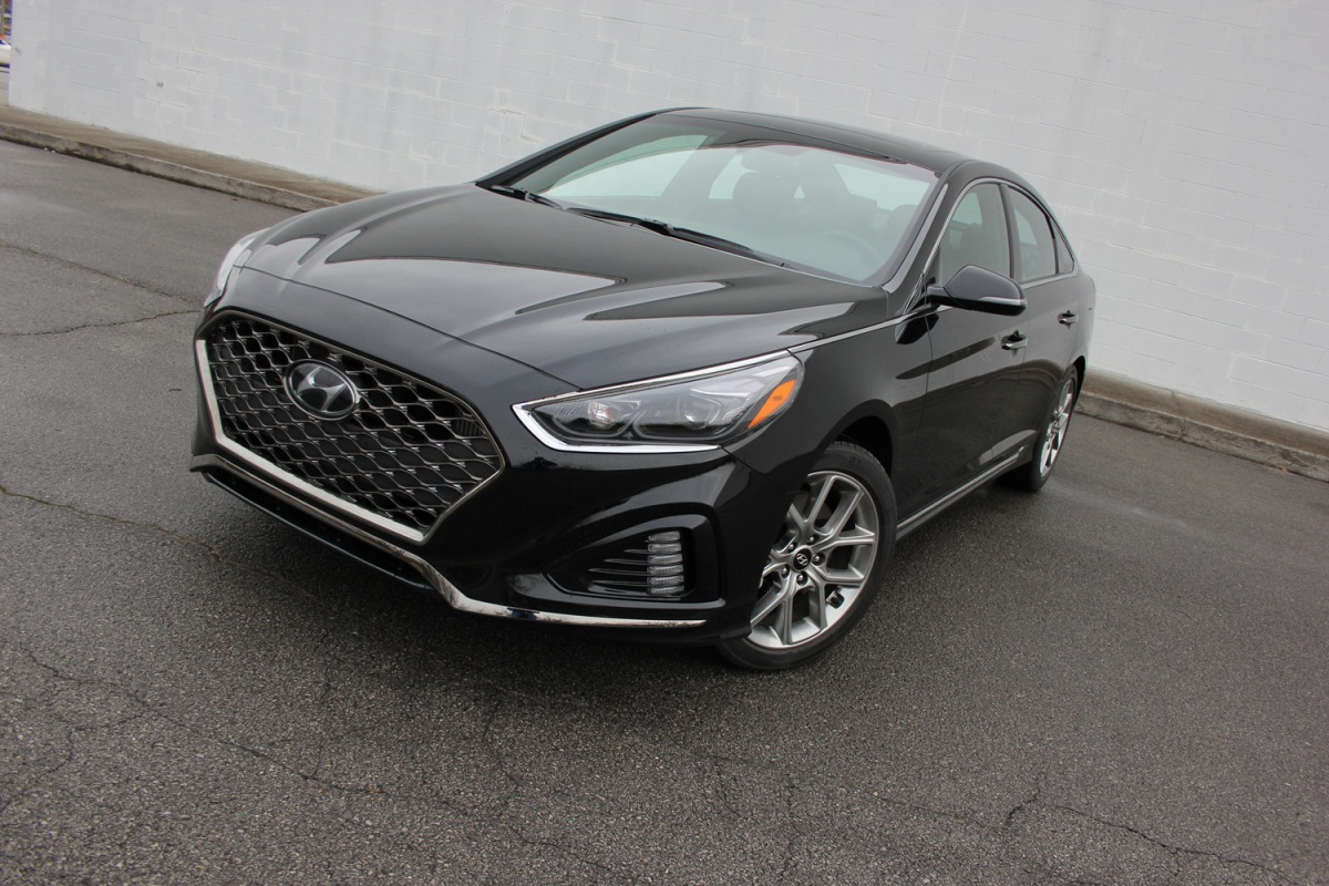 Review: 2018 Hyundai Sonata 2.0T Limited